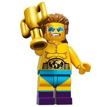 LEGO 71011-14: Minifiguren Serie 15 Wrestling Champion