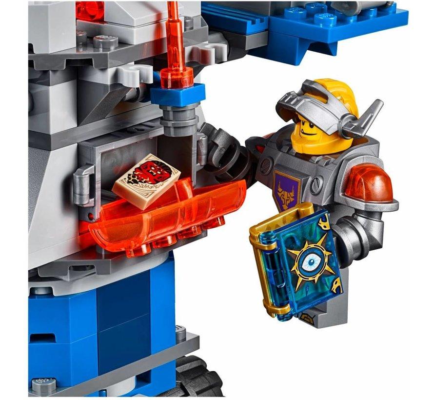 70322 Nexo Knights Axls torentransport