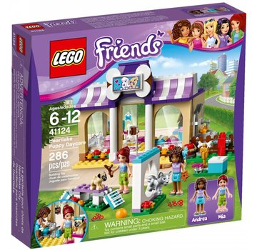 LEGO 41124 Friends Puppy Dagverblijf