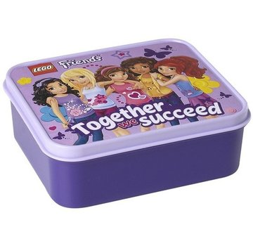 LEGO Friends Lunch Box paars