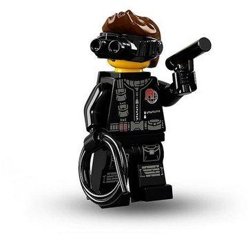 LEGO 71013-14 CMF 16 Spy