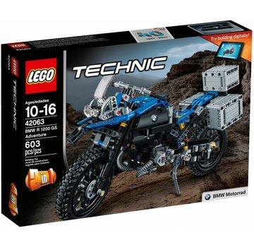 LEGO 42063 Technic BMW R  GS Adventure