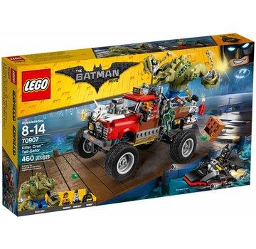 LEGO 70907  Batman Movie  Kiiller Croc Monstertruck