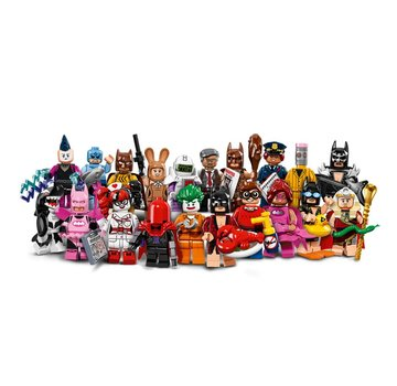 LEGO 71017 The Batman Movie Minifigures (complete serie)