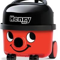 Henry Compact HVR-160 - Stofzuiger met zak - Rood
