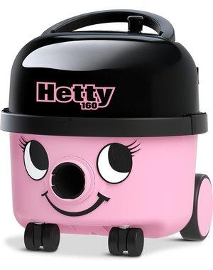 Numatic Hetty Compact HET-160 - Stofzuiger met zak - Roze