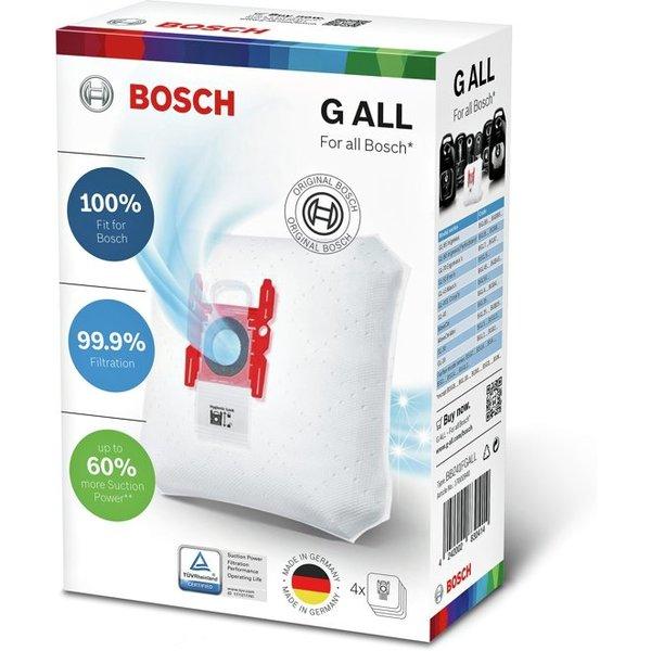 Bosch Bosch Type G ALL stofzuigerzakken - 4 stuks