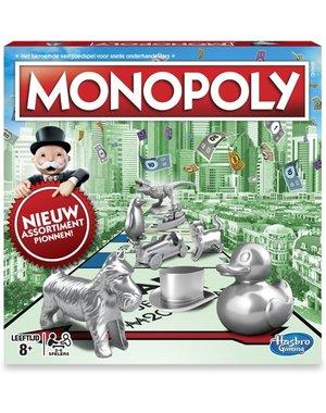 Hasbro Monopoly Classic - Bordspel