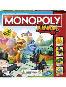 Hasbro Monopoly Junior - Bordspel