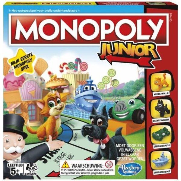 Hasbro Monopoly Junior - Bordspel