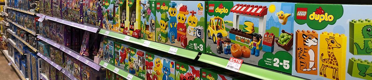 Lego van der Garde Warenhuis