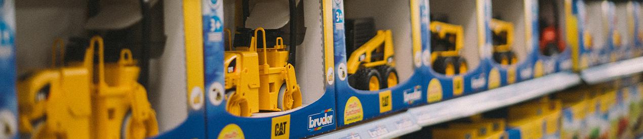 Auto & speelfiguren Van Der Garde Warenhuis