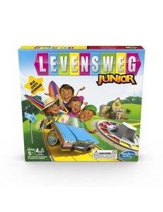 Hasbro Levensweg Junior - Bordspel