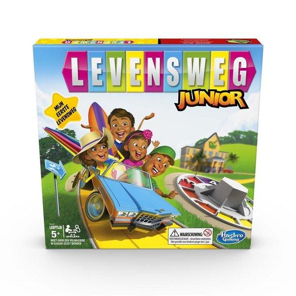 Hasbro Levensweg Junior - Bordspel