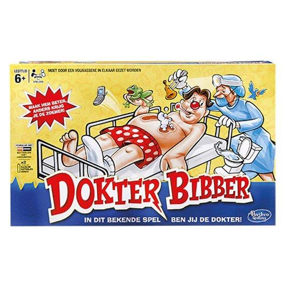 Hasbro Dokter Bibber - Kinderspel
