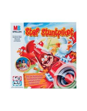 Hasbro Stef Stuntpiloot - Gezelschapsspel