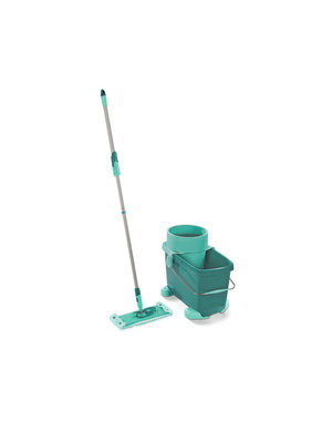 Leifheit Clean Twist M - 20 liter - met wielen - Inclusief vloerwisser
