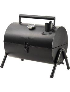Gusta Gusta Smokerbarbecue - Zwart