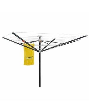 Juwel Droogmolen Futura Elegant XXL Lift - incl. grondanker en beschermhoes - 51.5m