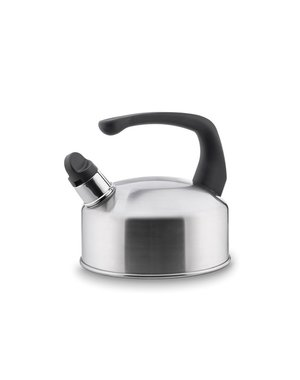 Habonne Fluitketel Timo - 1,25 liter - RVS