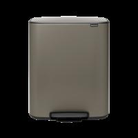 Bo Hi Pedaalemmer - 60 liter - Platinum