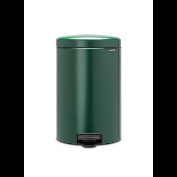 Brabantia NewIcon pedaalemmer 20ltr Pine Green