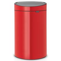 Touch Bin Afvalemmer 40 ltr Passion Red