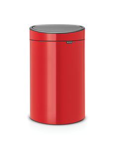 Touch Bin Afvalemmer 40 ltr Passion Red