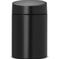 Slide Bin wandafvalemmer 5ltr Black