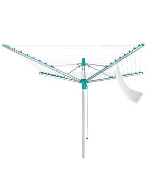 Leifheit Droogmolen Linomatic 500 Easy - incl. betonanker - 50m