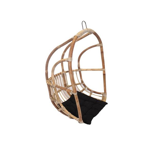 Van der Leeden Monkey Chair - (L)70 x (B)60 x (H)130 cm - Grey