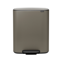 Bo Hi Pedaalemmer - 2 x 30 liter - Platinum