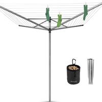 Droogmolen Lift-O-Matic Advance - 60m - incl. grondanker,beschermhoes en wasknijpertasje