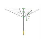 Droogmolen Novaplus 500 Easy - incl. grondanker en beschermhoes - 42.8m