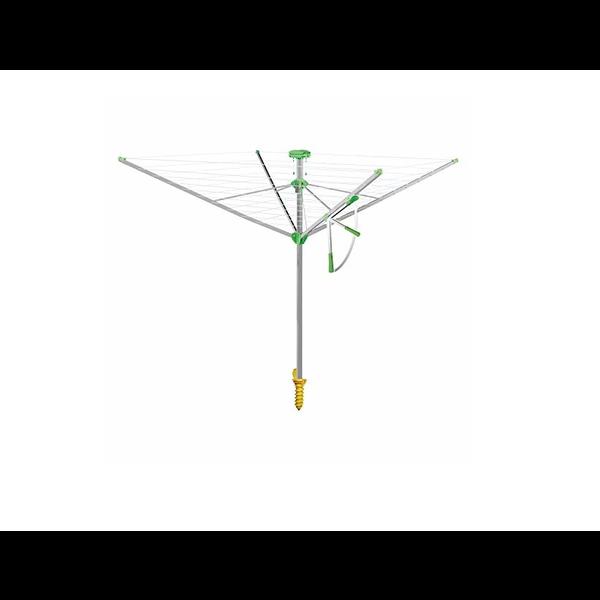 Juwel Droogmolen Novaplus 500 Easy - 42,8 meter - met grondanker en beschermhoes