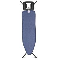 Strijkplank B - Denim Blue - met strijkijzerhouder