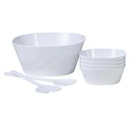 Salade Conix - 6 delig - Wit
