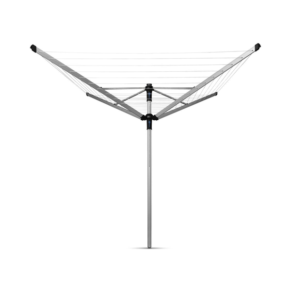 Brabantia Droogmolen Lift O Matic Advance 50 meter + grondanker