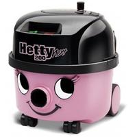 Hetty Next HVN-208 - Stofzuiger - Gratis pak stofzuigerzakken - Roze