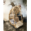 Van der Leeden Van der Leeden Egg Chair Rattan Blond - (L)77 x (B)69 x (H)120 cm