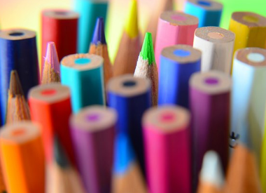 Tekenen, schrijven en kleuren