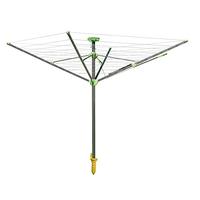 Droogmolen Novaplus Evolution Lift - incl. grondanker en beschermhoes - 50.5m