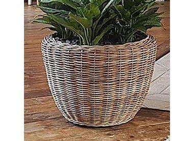 Rotan plantenbakken
