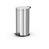 Pedaalemmer Solid L - 18 liter - RVS