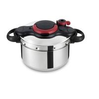 Clipso Minut Easy Snelkookpan - 6 liter - RVS