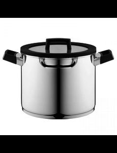 BergHOFF Downdraft Soeppan - 24 cm - RVS - Veilig afgietsysteem