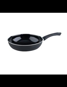 RIESS Gourmet Koekenpan - 28 cm - Emaille