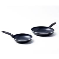 Cambridge Keramische Koekenpannenset - 20 en 28 cm