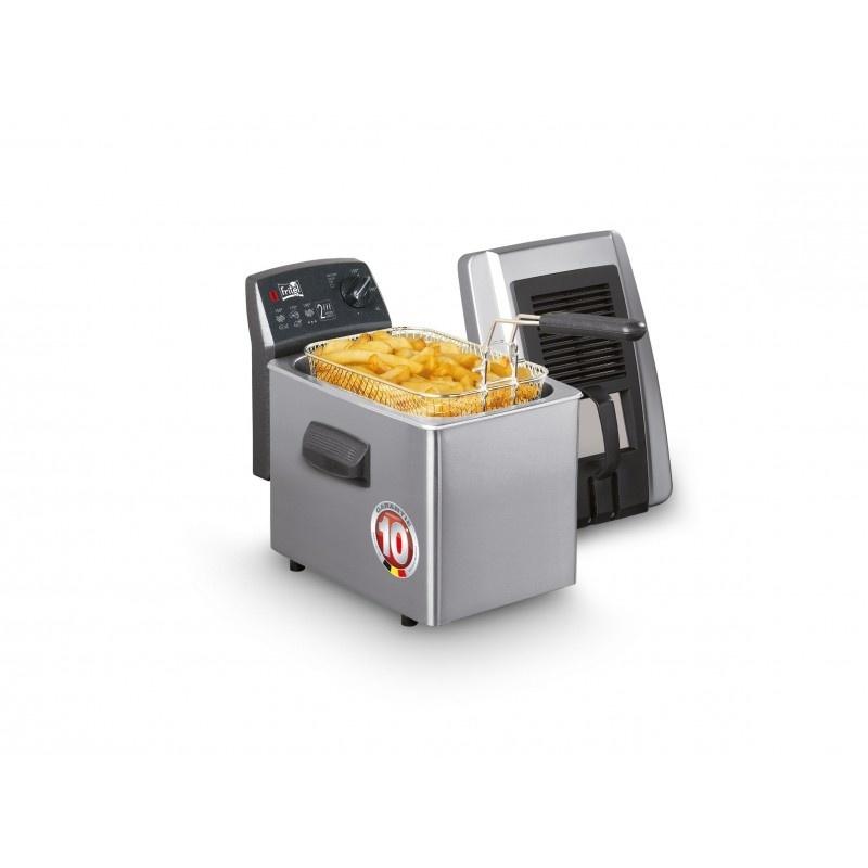 5 redenen om een Fritel friteuse te kopen
