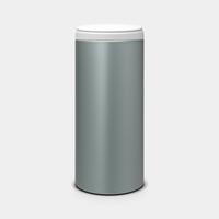 FlipBin Afvalemmer - 30 liter - Metallic Mint